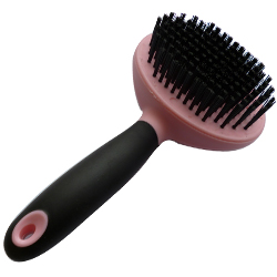 Iconic Pet - Pet Pin Brush - Pink
