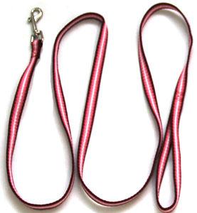 Iconic Pet - Rainbow Leash - Red - 0.79 x 59.05 Inch