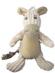 Petlou - Naturally Twisted  Donkey - 6 Inch