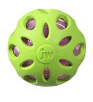 JW Pet - Crackle Heads Ball - Medium