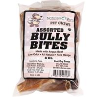 Best Buy Bones - Nature S Own Bully Bites - Assorted - 8 oz