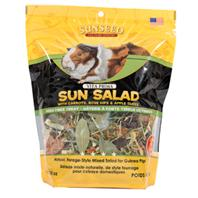 Sunseed Company - Sun Salad For Guinea Pigs - 10 oz