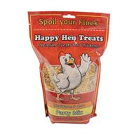 Durvet - Happy Hen - Party Mix Chicken Treat - Mealworm/Corn - 2 Lb