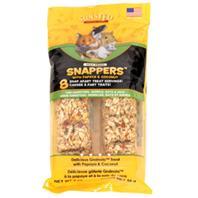 Sunseed Company - Vita Prima Snaps For Hamsters/Rats/Gerbils - Papaya Coconut - 2 oz