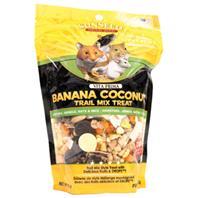 Sunseed Company - Vita Prima Trail Treats For Hamsters/Gerbils/Rats - Banana Coconut - 5 oz