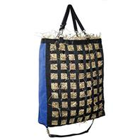 Gatsby Leather - Slow Feed Hay Bag - Royal Blue - 20 X27 X6.5