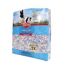 Kaytee Products - Clean And Cozy Bedding - Birthday Cake - 1000 Cubic Inch