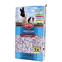 Kaytee Products - Clean And Cozy Bedding - Birthday Cake - 500 Cubic Inch