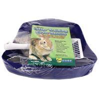 Ware Mfg - Litter Training Kit For Rabbits - Assorted - 12.75X9.5X5.75