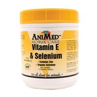 Animed - Vitamin E & Selenium Dietary Supplement For Horses - 5 POUND