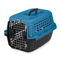Doskocil - Compass Kennel - Blue/Black - 19 Inch