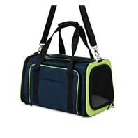 Doskocil - See & Extend Pet Carrier - Navy - 18 Inch