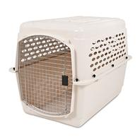 Doskocil - Vari Kennel Pet Carrier - Bleached Linen - 70-90 Lb