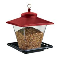 Heritage Farms - Cafe Feeder - Red/Black