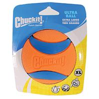 Chuckit - Ultra Ball - Orange/Blue - Extra Large - 1 Pack