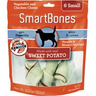 Petmatrix - Smartbones - Sweet Potato - Small/6 Pack