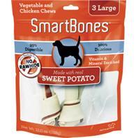 Petmatrix - Smartbones - Sweet Potato - Large/3 Pack