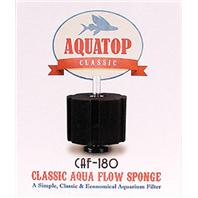 Aquatop Aquatic Supplies - Classic Aqua Flow Sponge Aquarium Filter - Up To 180 Gallon