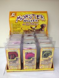 Fido Pet Products - Monster Walker PDQ - Display
