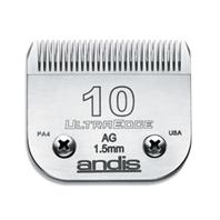Andis - Ultraedge Detachable Blade -SILVER #10-AG