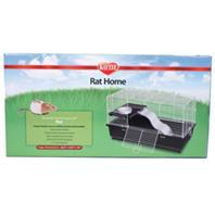 Super Pet - Rat Home - 25.5 X 12.5 X 14 Inch