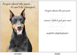 DogTales4You - Reese Card-BIRTHDAY-#8- 5x7 Inch
