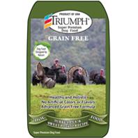 Triumph Pet - Triumph Grain Free Turkey And Sweet Potato Recipe - 14 Lb