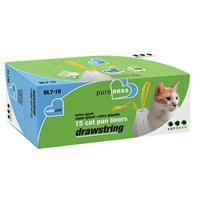 Van Ness - Drawstring Cat Pan Liners - 16 Pack