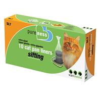 Van Ness - Sifting Cat Pan Liners - Gaint - 22x18 Inch/10 count