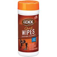 Summit Industry Incorp - Lexol Leather Cleaner Quick Wipes - 25 Count