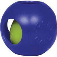 Horsemens Pride - Teaser Ball - Blue - 4.5 Inch