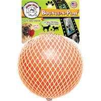 Horsemens Pride - Bounce-N-Play Ball - Orange - 4.5 Inch