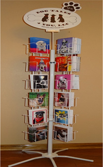 DogTales4You - 48 Card Versions with Display Stand