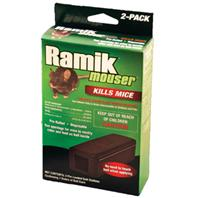 Neogen/Rodenticide - Ramik Mouser Disposable Bait Station - 2 Pack