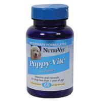 Nutri-Vet - Puppy-Tab - 60 Count
