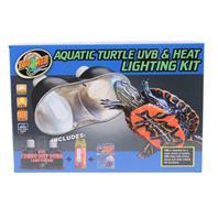 Zoo Med - Aquatic Turtle Uvb & Heat Lighting Kit