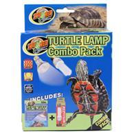 Zoo Med - Turtle Lamp Combo Pack - 2 Pack - 15 Watt / 13 Watt
