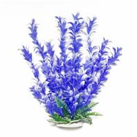 Aquatop Aquatic Supplies - Bacopa - Blue/White - 9 Inch