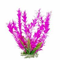 Aquatop Aquatic Supplies - Bacopa Like Aquarium Plant - Pink/White - 6 Inch