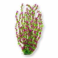 Aquatop Aquatic Supplies - Extra Tall Aquarium Plant - Pink/Green - 26 Inch