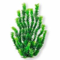Aquatop Aquatic Supplies - Bushy Plant - Dark Green - 24 Inch