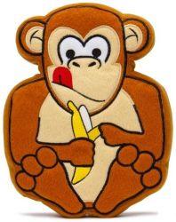 PrideBites - Marvin The Monkey - Regular - 7 x 7 x 1 Inch