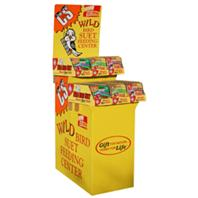 C AND S Products - No Melt Suet Display - 72 Piece