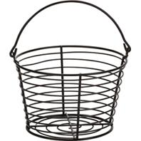 Miller Mfg  - Little Giant Egg Basket - Black - Small