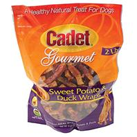 IMS Trading Corp - Sweet Potato And Duck Wraps - 28 oz