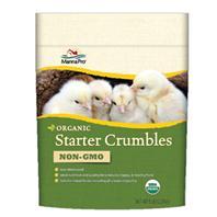 Manna Pro - Organic Starter Crumbles Non-Gmo - 5 Lb
