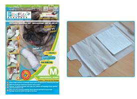 Pawflex - 2 Universal / Joint Bandages - Medium - 1 Case