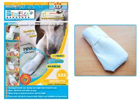 Pawflex - 4 MediMitt Bandages - XXsmall - 1 Case