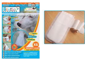 Pawflex - Opp Bag Medimitt Cover - XXsmall - 1 Case