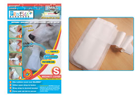 Pawflex - Opp Bag MediMitt Cover - Small - 1 Case
